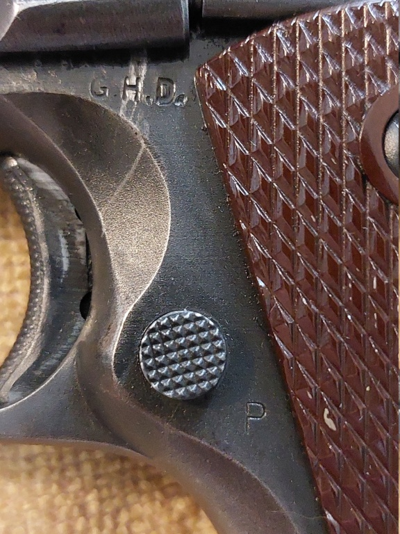 Nouvel arrivé : Colt 1911 20211022