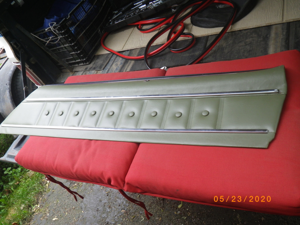 inner door panel chrome trim  Imgp5748