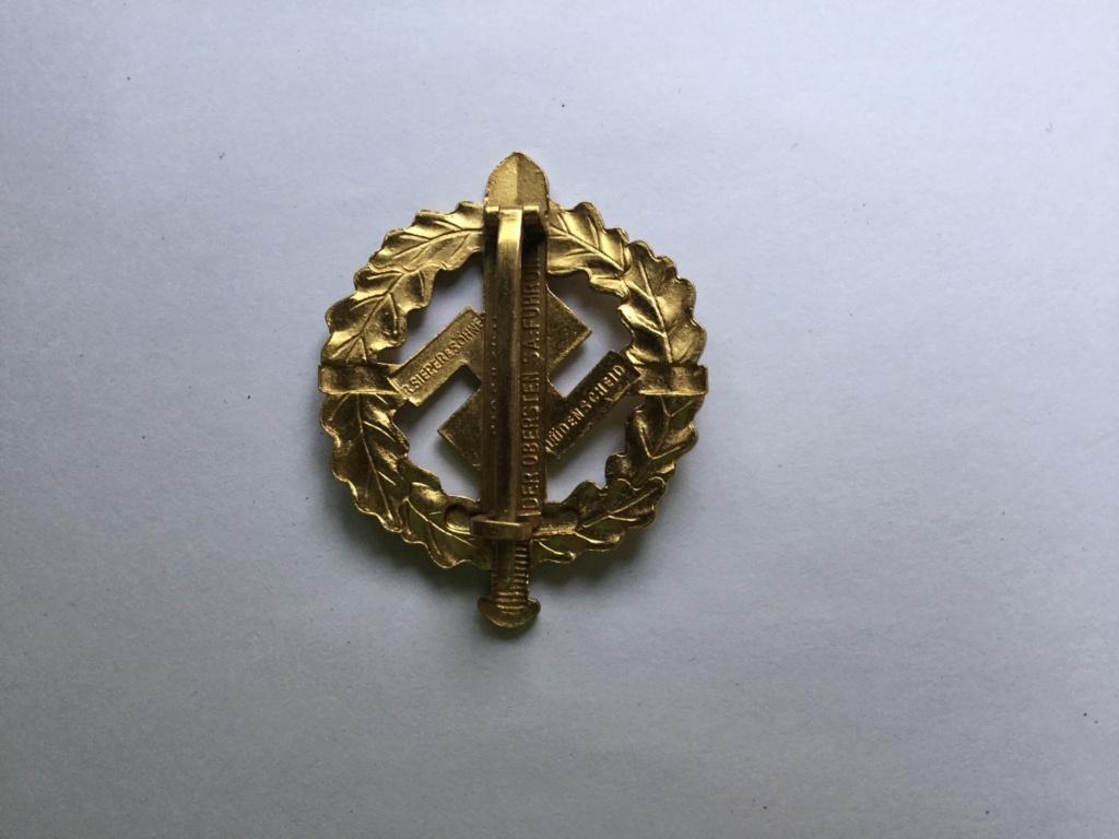 Badge sport SA or 0b7bb810