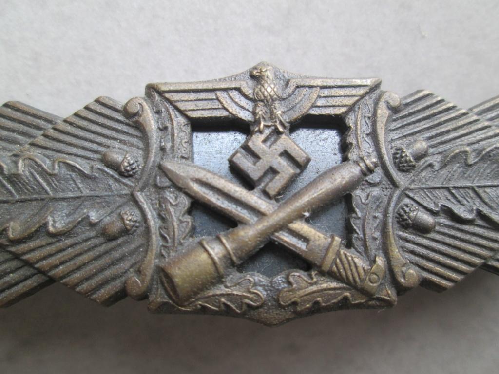 Nahkampfspange bronze 0c9b1810
