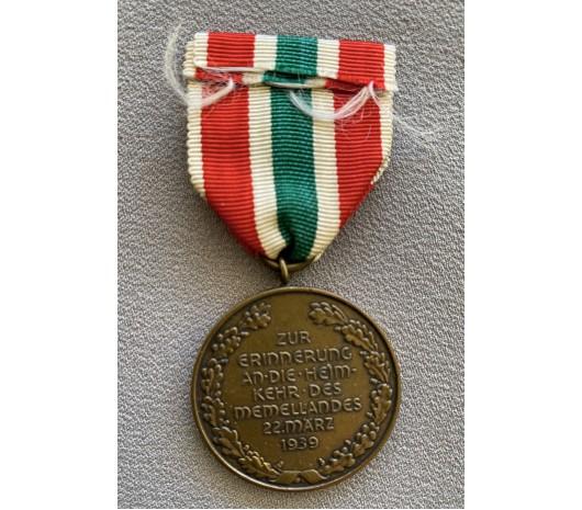Médaille de memel 15906012