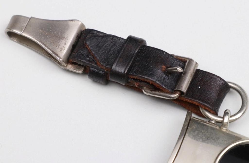 Expertise dague SS 20000015