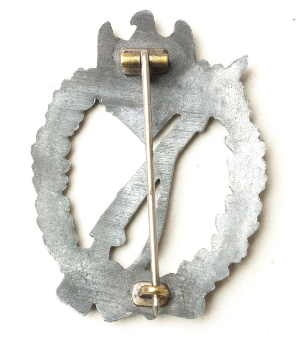 Authentification badge infanterie  211