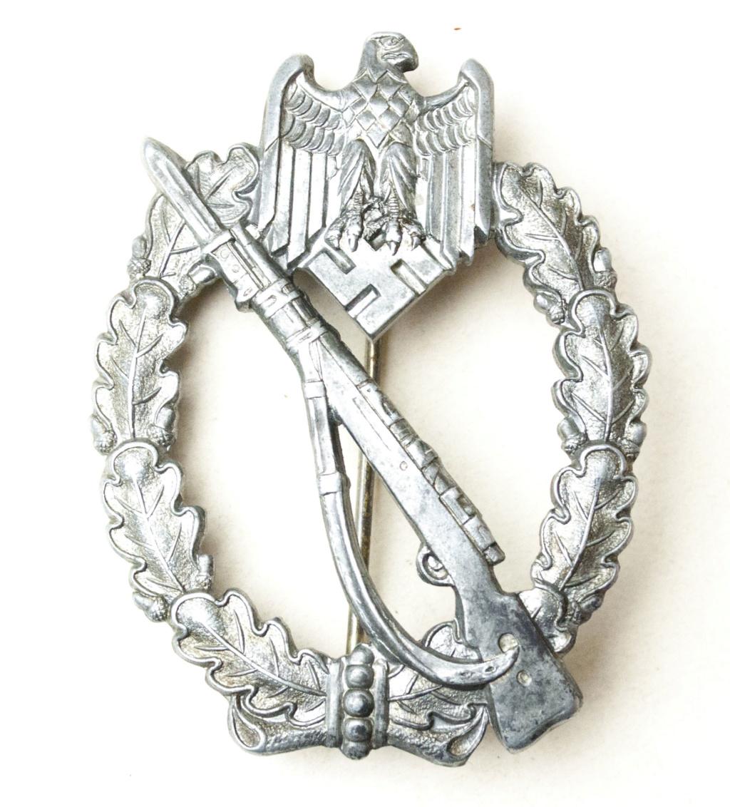 Authentification badge infanterie  311