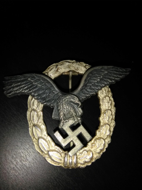 Insigne pilote allemand B0ea2210