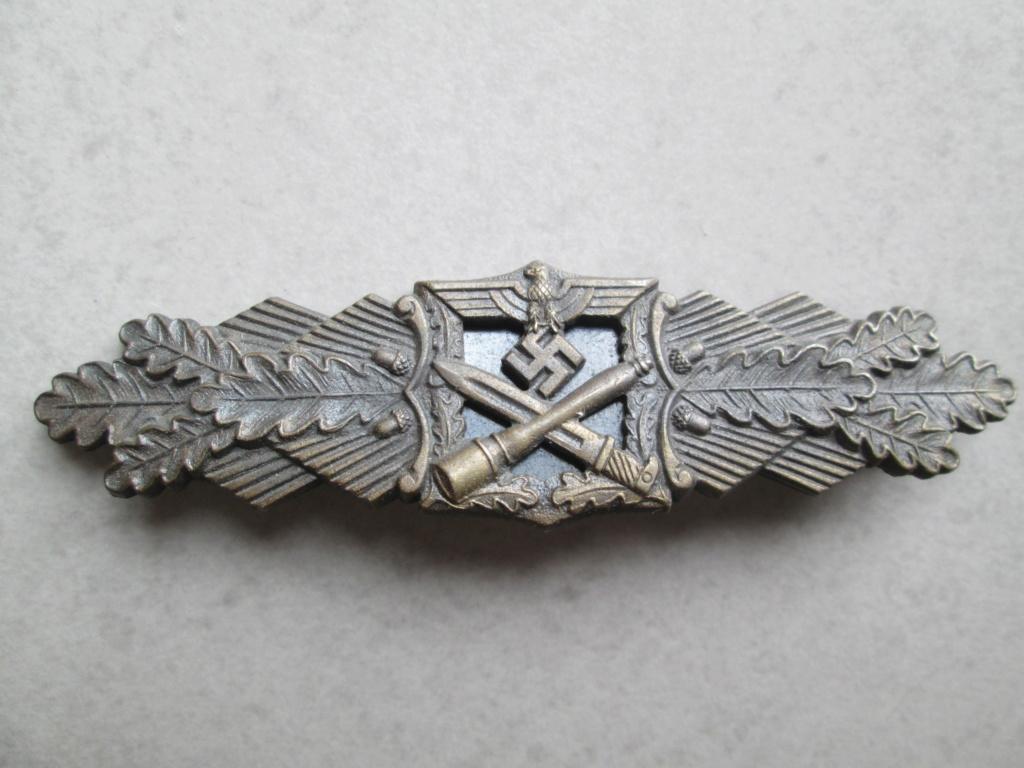 Nahkampfspange bronze D1daf210