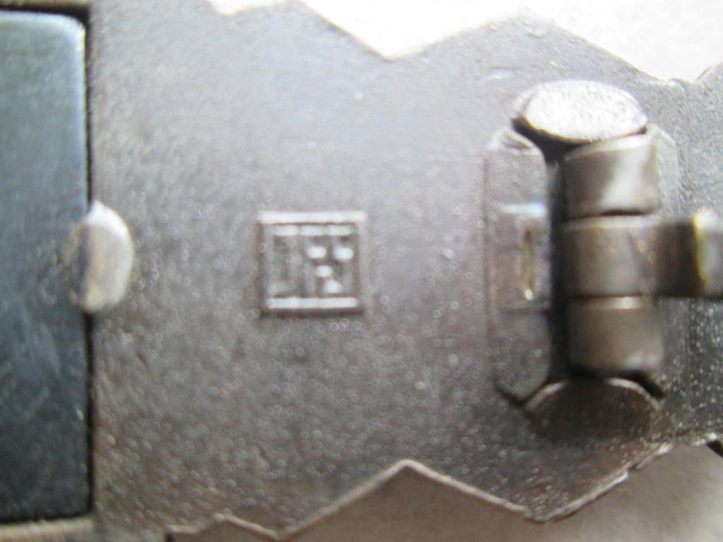 Nahkampfspange bronze E0505810