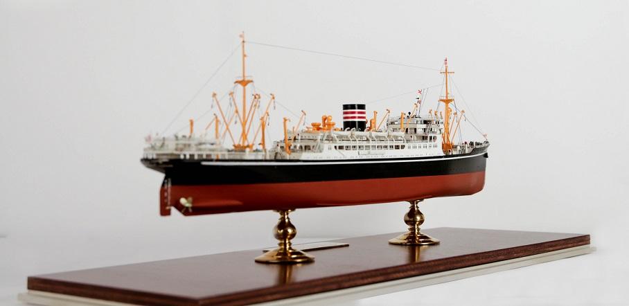 N.Y.K.Line Hikawa Maru  00110