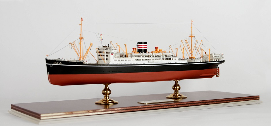 N.Y.K.Line Hikawa Maru  01010