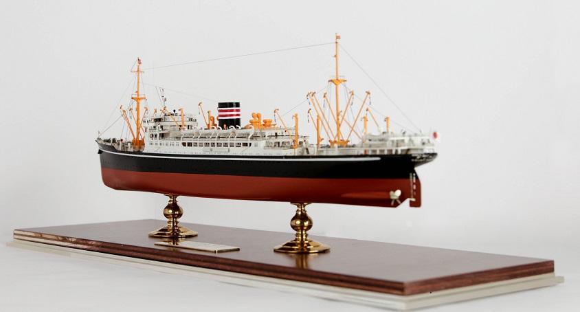 N.Y.K.Line Hikawa Maru  01210