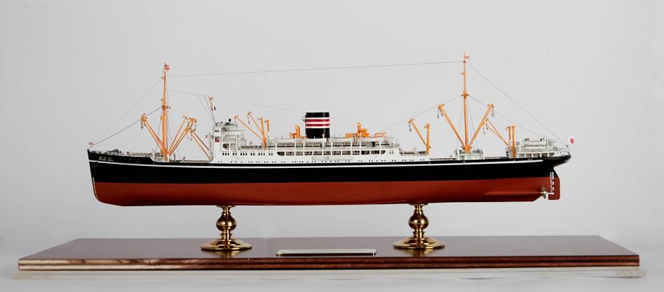 N.Y.K.Line Hikawa Maru  01610