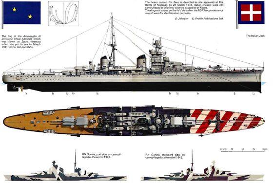 Regia Marina Zara a 1/350 4511f210