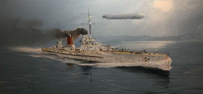 Battlecruiser SMS Seydlitz 1/350 Hobby_10