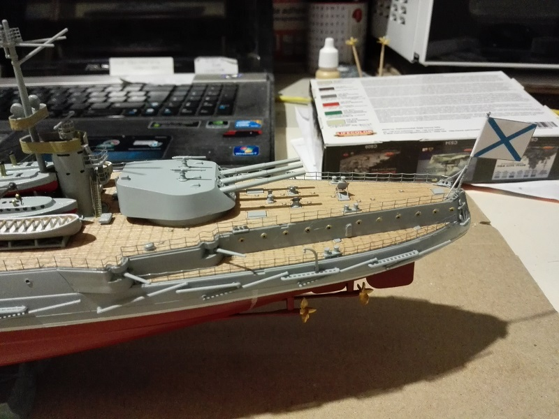 Russian Imperial Battleship Poltava 1/350 de Zvezda Img_2014