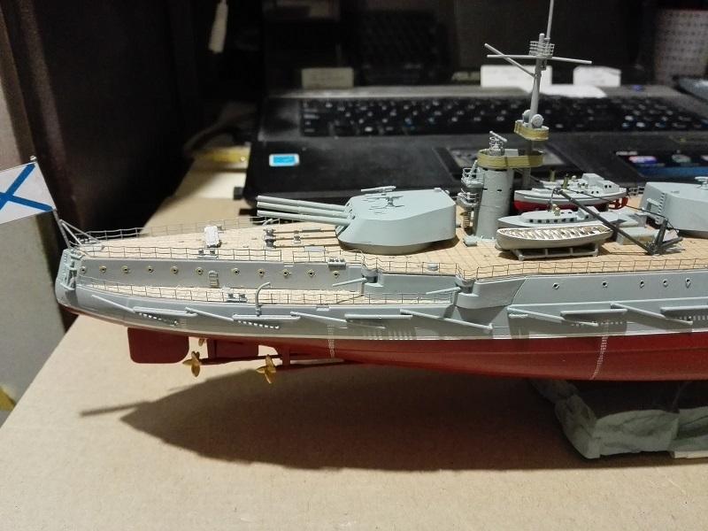 Russian Imperial Battleship Poltava 1/350 de Zvezda Img_2017