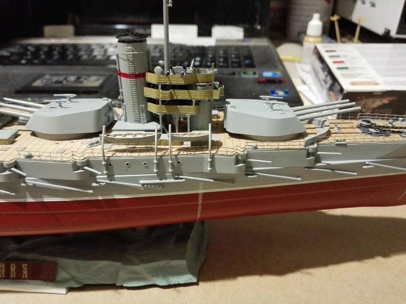 Russian Imperial Battleship Poltava 1/350 de Zvezda Img_2019