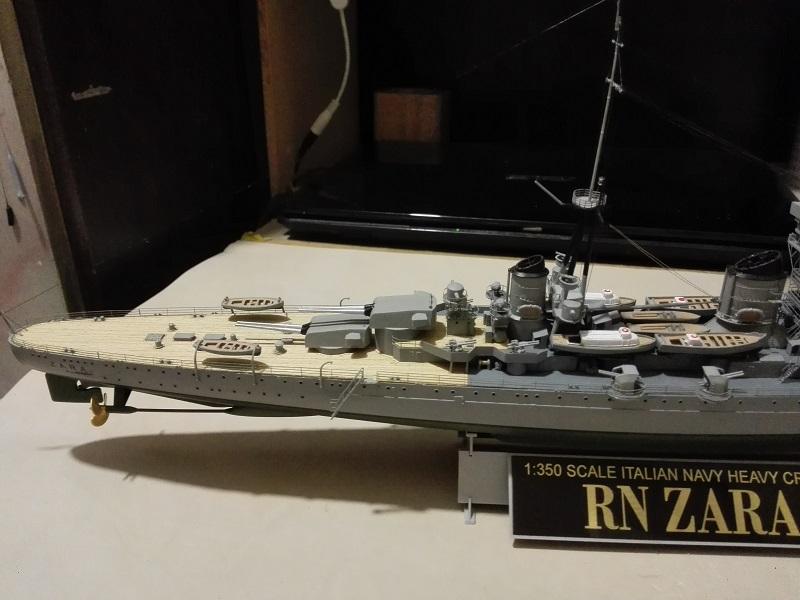 RN Zara Italian Heavy Cruiser 1/350  Img_2022