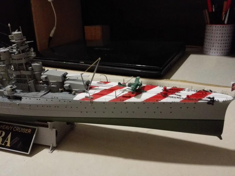 RN Zara Italian Heavy Cruiser 1/350  Img_2024