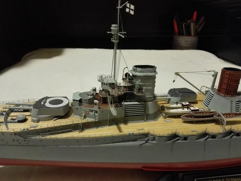 Battlecruiser SMS Seydlitz 1/350 Img_2061