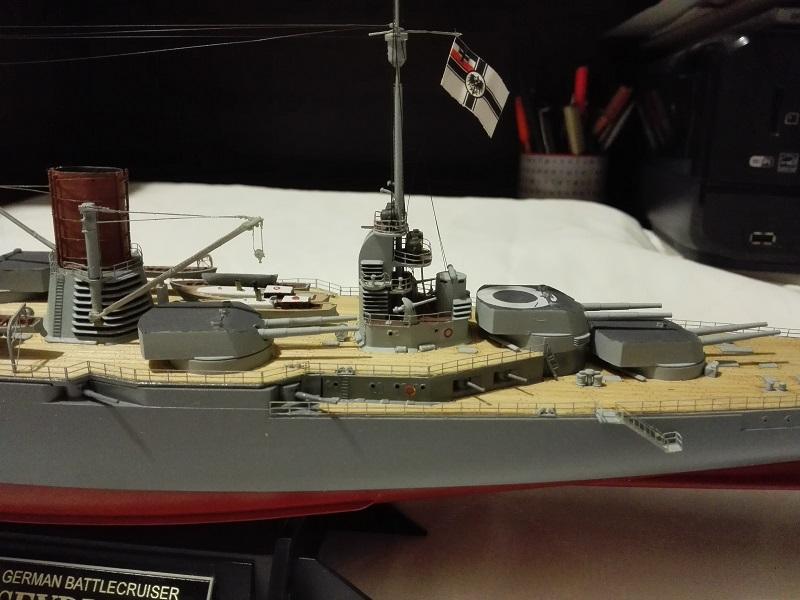 Battlecruiser SMS Seydlitz 1/350 Img_2063