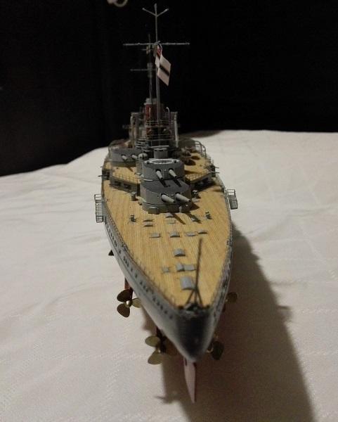 Battlecruiser SMS Seydlitz 1/350 Img_2066