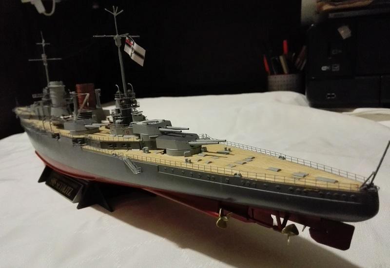 Battlecruiser SMS Seydlitz 1/350 Img_2067