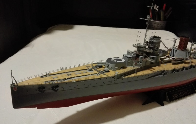 Battlecruiser SMS Seydlitz 1/350 Img_2069