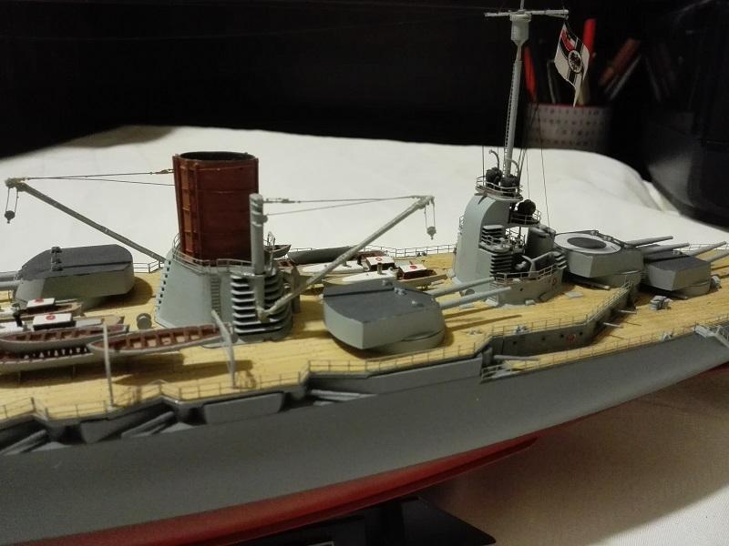 Battlecruiser SMS Seydlitz 1/350 Img_2071