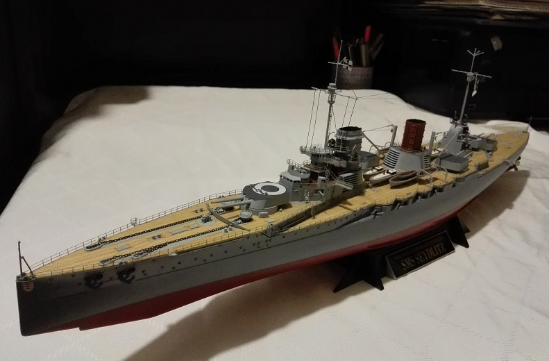 Battlecruiser SMS Seydlitz 1/350 Img_2072