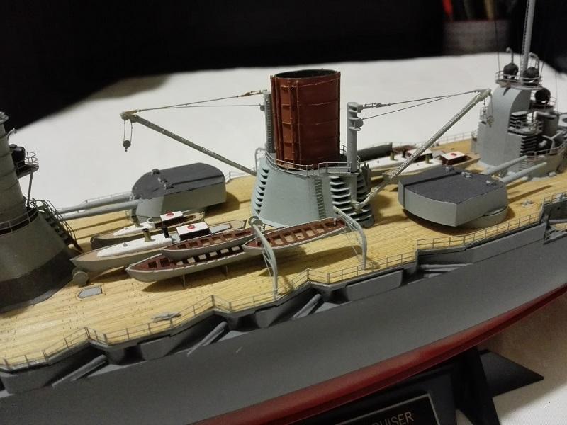 Battlecruiser SMS Seydlitz 1/350 Img_2073