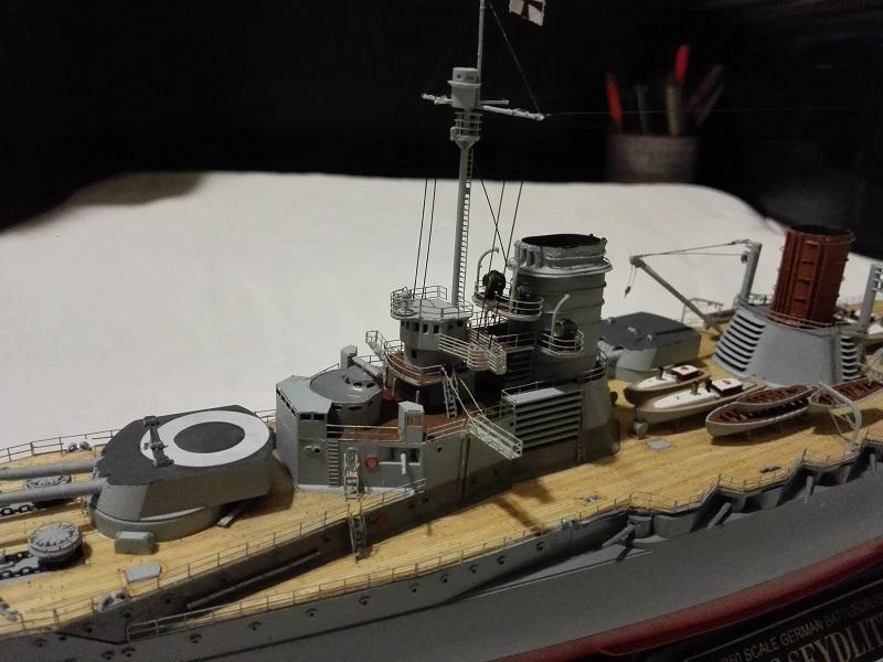 Battlecruiser SMS Seydlitz 1/350 Img_2074
