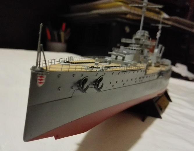 Battlecruiser SMS Seydlitz 1/350 Img_2075