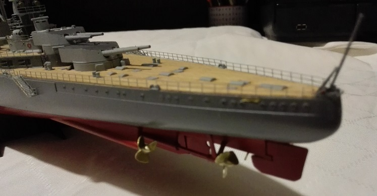 Battlecruiser SMS Seydlitz 1/350 Img_2076