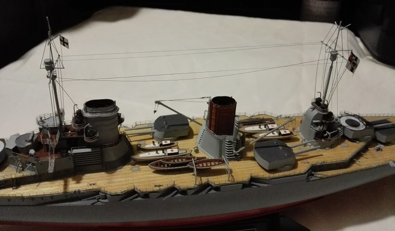 Battlecruiser SMS Seydlitz 1/350 Img_2077