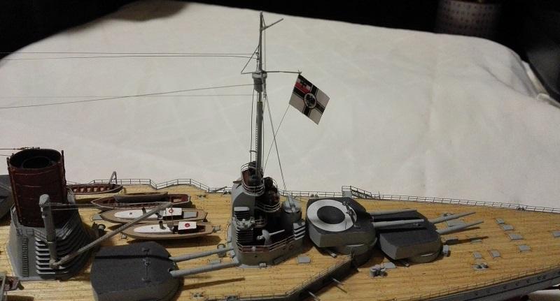 Battlecruiser SMS Seydlitz 1/350 Img_2079