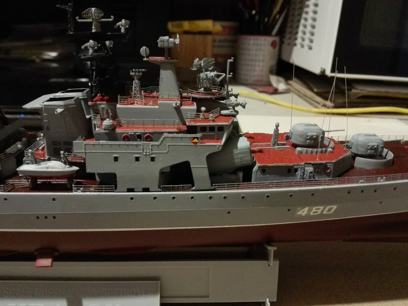 Russian Navy Udaloy a 1/350de Trumpeter Img_2133