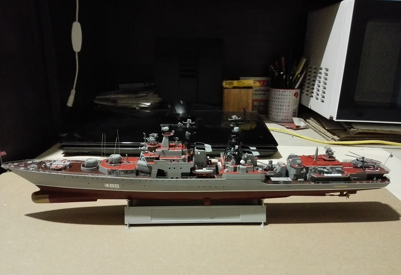 Russian Navy Udaloy a 1/350de Trumpeter Img_2134
