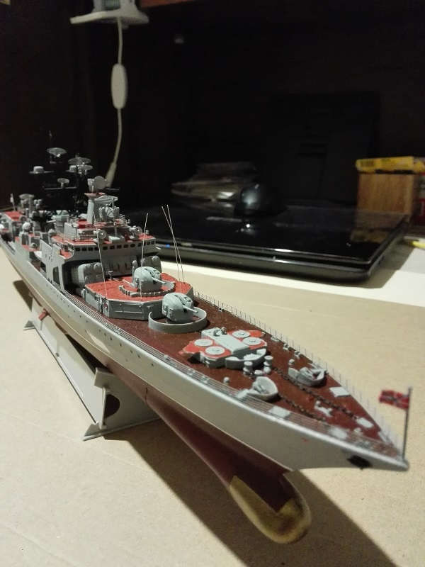 Russian Navy Udaloy a 1/350de Trumpeter Img_2143