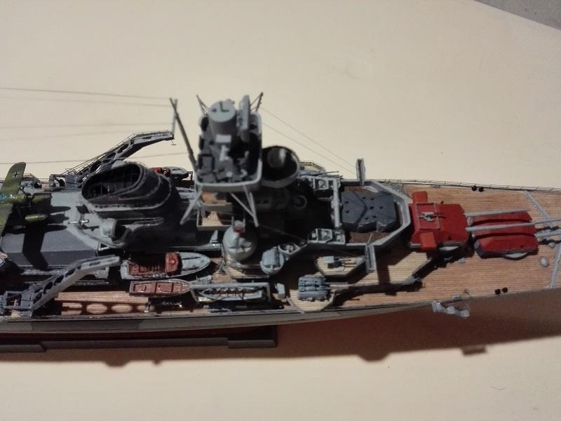 DKM Admiral Hipper Heavy Cruiser a 1/350 de Trumpeter Img_2212