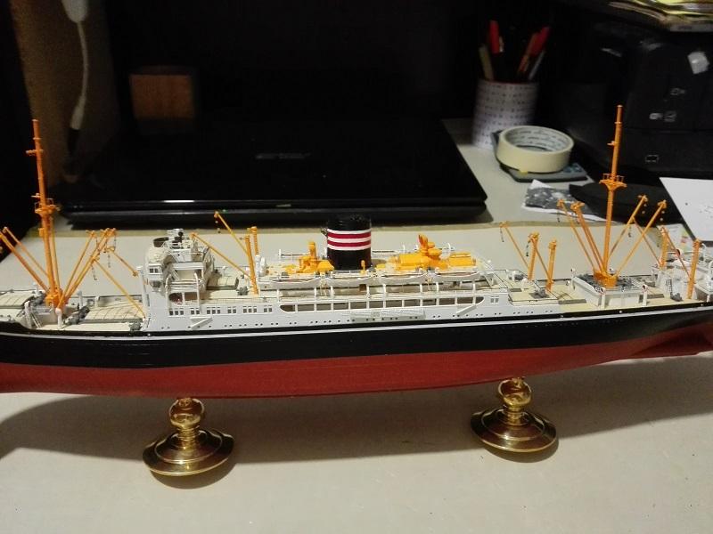 N.Y.K.Line Hikawa Maru  Img_2311