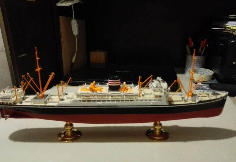 N.Y.K.Line Hikawa Maru  Img_2313