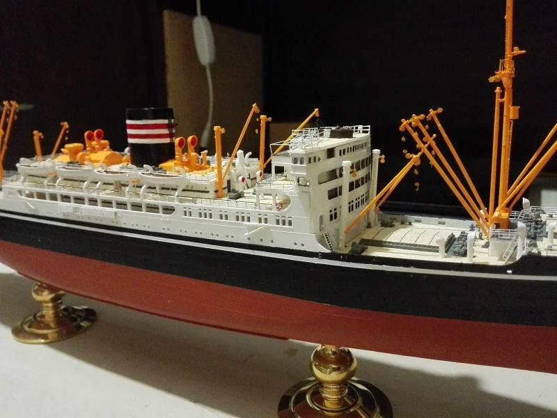 N.Y.K.Line Hikawa Maru  Img_2315