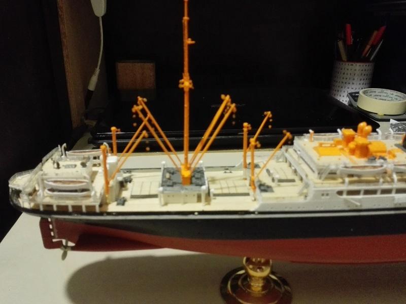 N.Y.K.Line Hikawa Maru  Img_2317