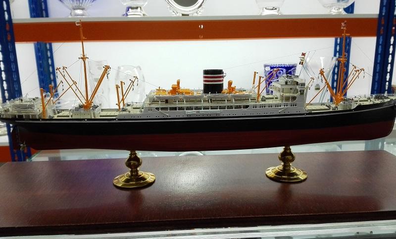 N.Y.K.Line Hikawa Maru  Img_2322