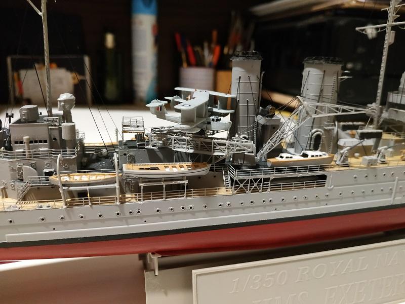 HMS Exeter 1/350 de Trumpeter Img_2412