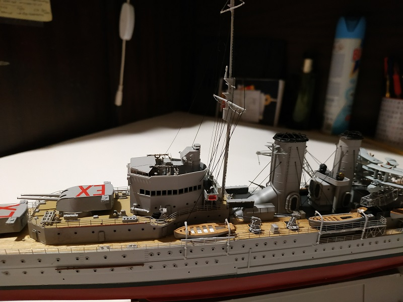 HMS Exeter 1/350 de Trumpeter Img_2419