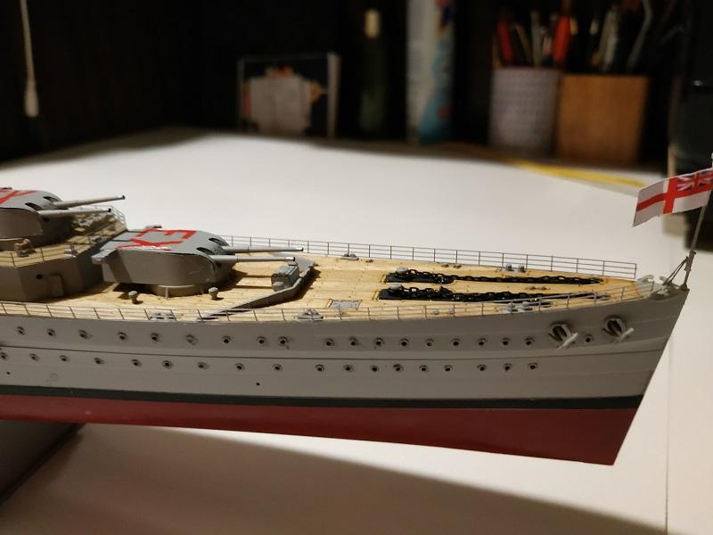HMS Exeter 1/350 de Trumpeter Img_2429