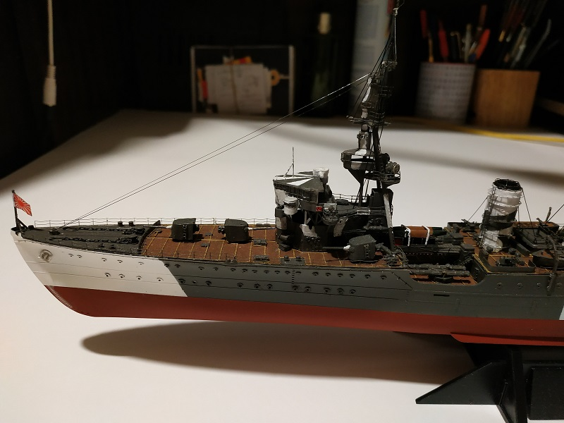 IJN Light Cruiser Tama a 1/350 de Aoshima Img_2484