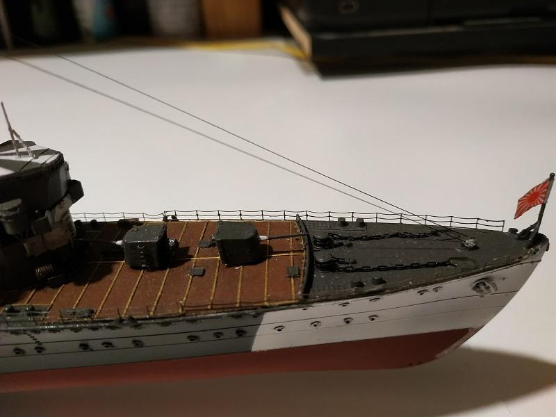 IJN Light Cruiser Tama a 1/350 de Aoshima Img_2500