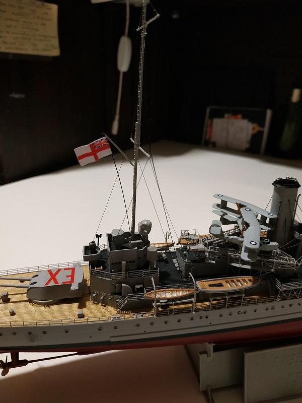 HMS Exeter a 1/350 de Trumpeter Img_2542